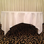 round table tablecloth
